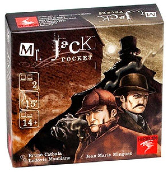 画像1: Mr.ジャック・ポケット(多言語版) (1)